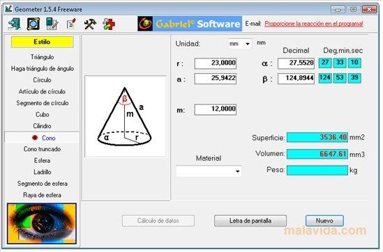 Geometer image 4