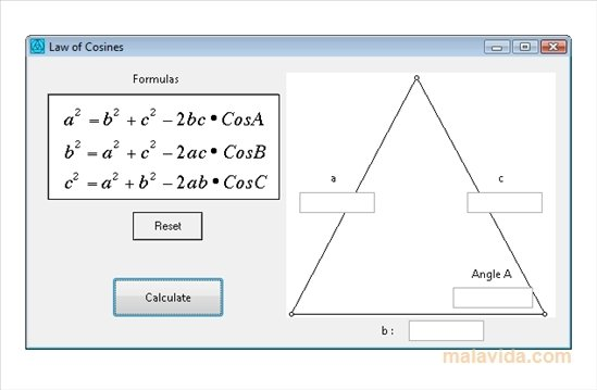 Scaricare programma per risolvere problemi di geometria