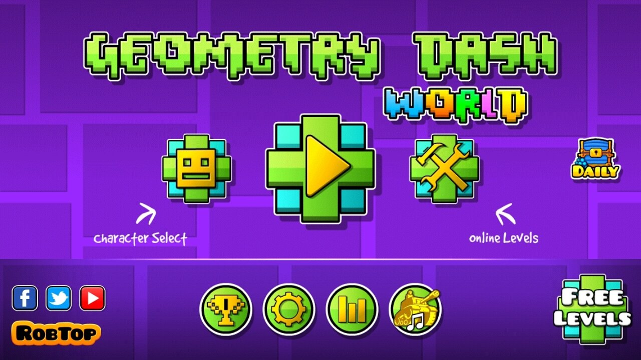 Geometry Dash World 1 03 Download For Android Apk Free