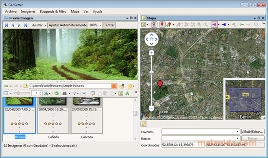 GeoSetter image 7