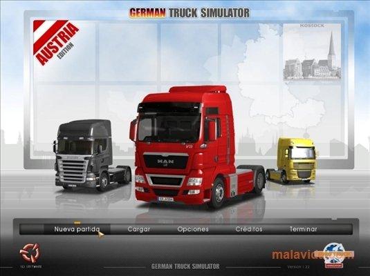 Euro Truck Simulator German
