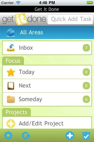 Get It Done Task List Android image 4