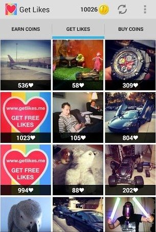 Get Likes on Instagram 3 2 - Download for Android APK Free