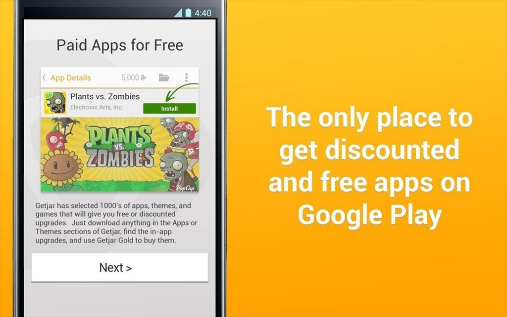 Getjar Android image 6