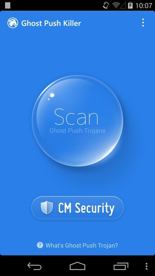 Ghost Push Trojan Killer Android image 6