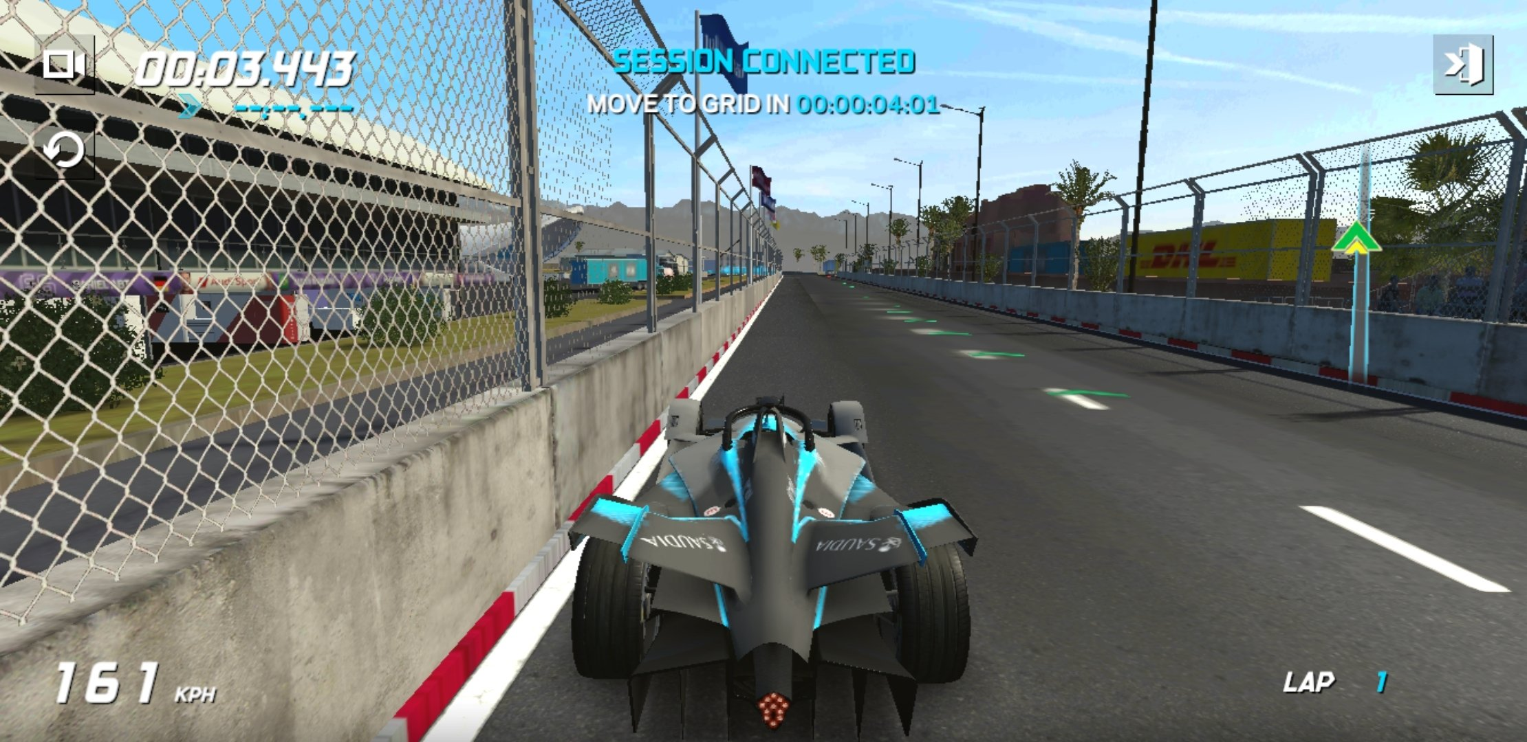 Ghost Racing: Formula E 63102 2 - Download for Android APK Free