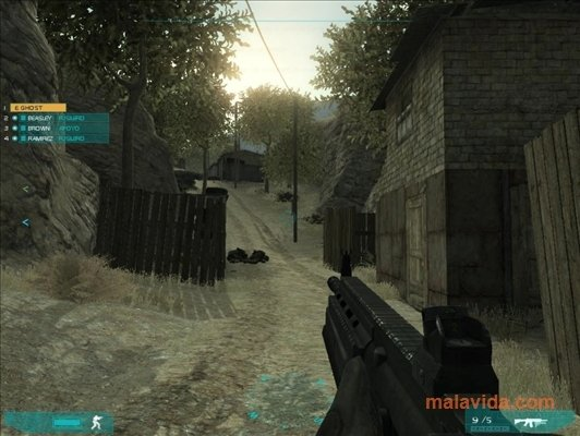 Ghost Recon Advanced Warfighter 2 image 5