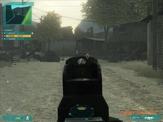 ghost recon advanced warfighter download