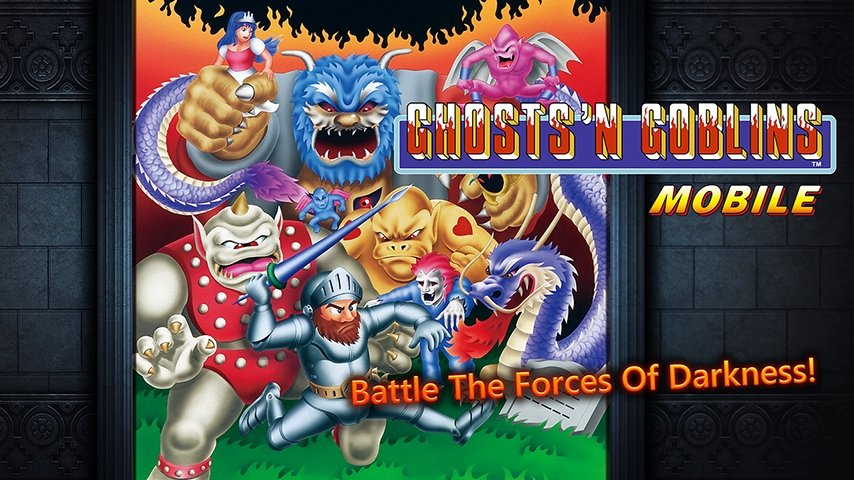 Ghosts'n Goblins Android image 4