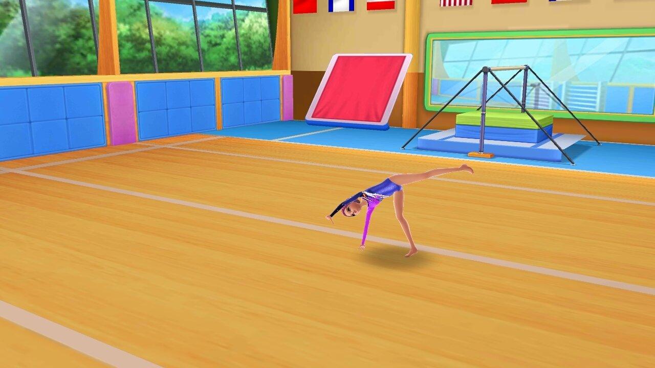 игры гимнастики с картинками оборудовать