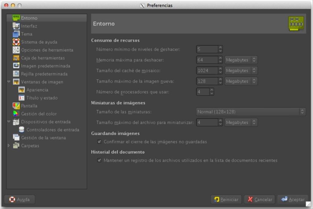 GIMP GRATUITEMENT TÉLÉCHARGER 2.8.20