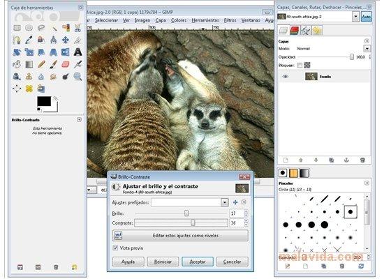 GIMP Portable image 6