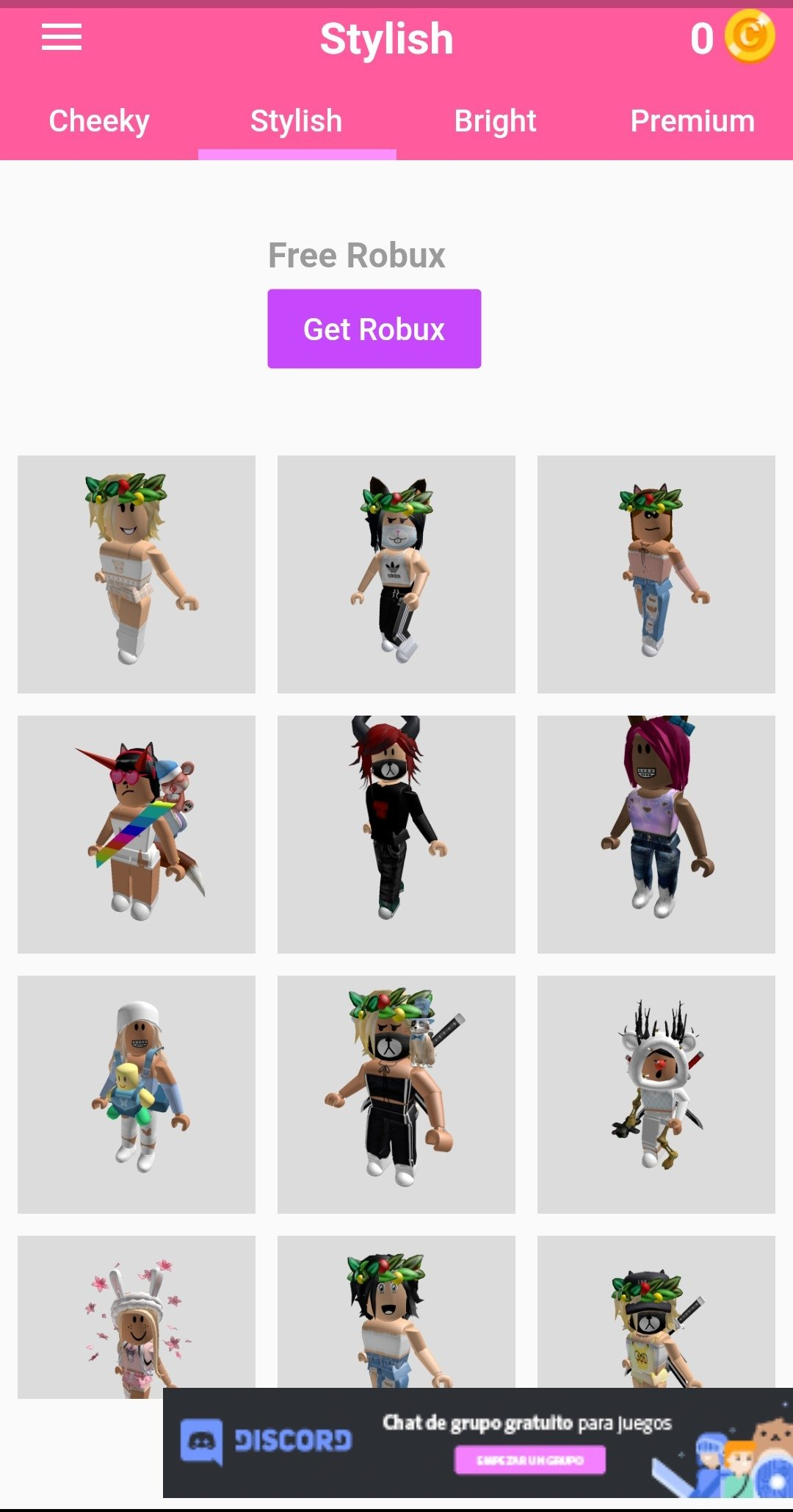 Girl Skins For Roblox 15 2 3 Download For Android Apk Free