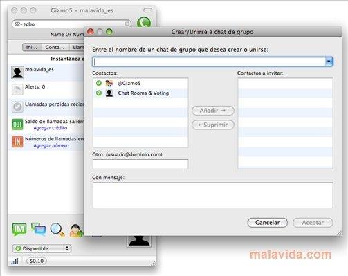 Gizmo5 Mac image 5