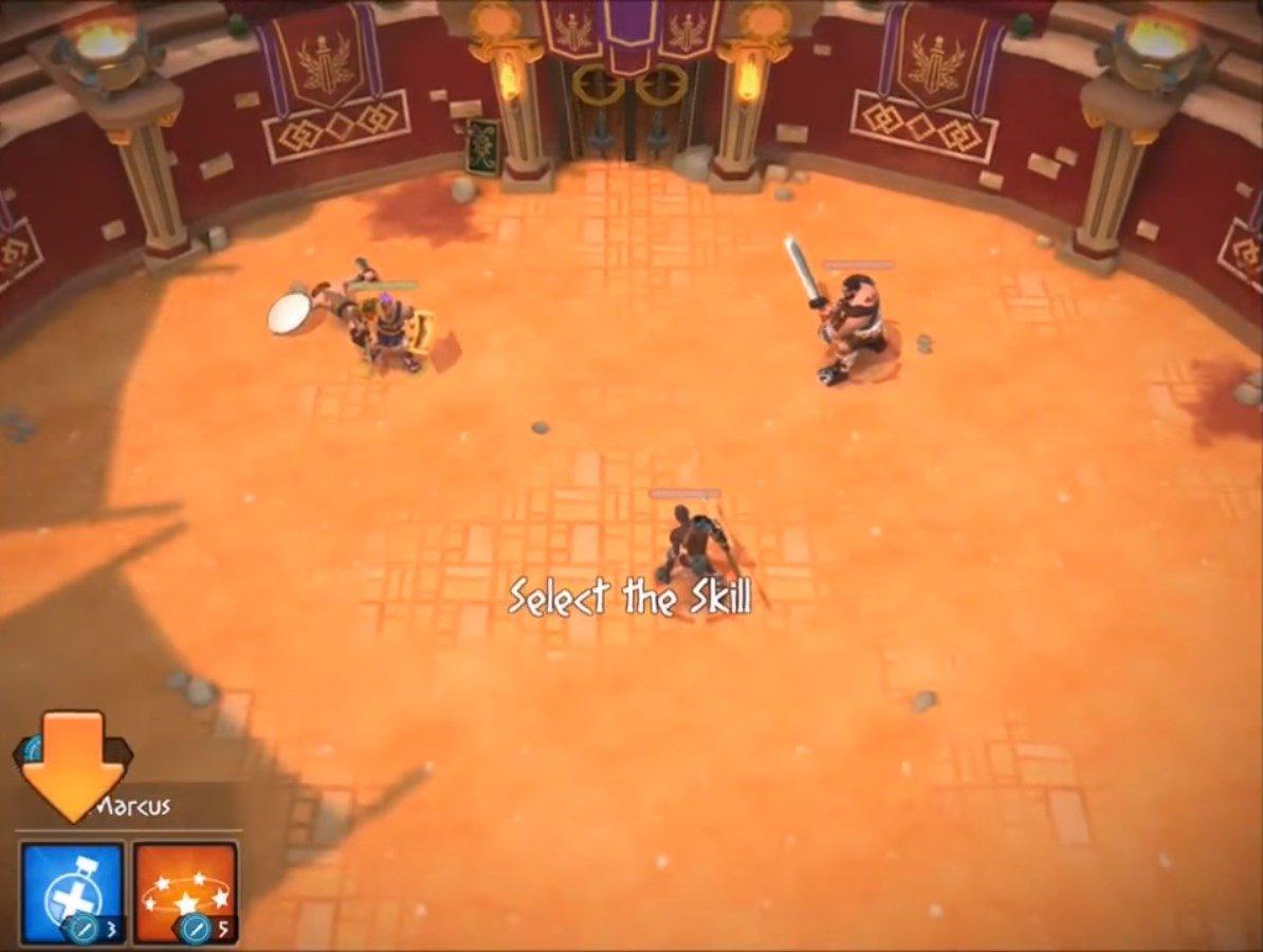 гладиатор игра на pc