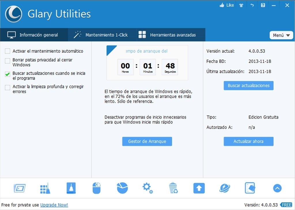 Glary Utilities 5.35.0.55