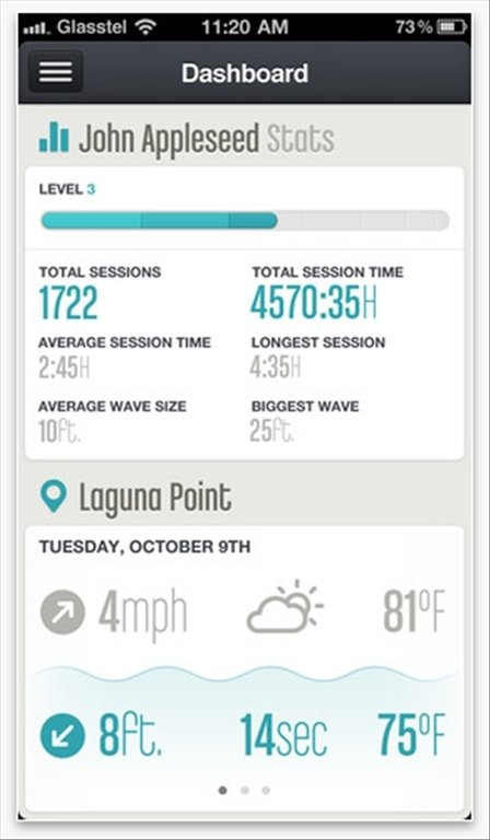 Glassy Pro iPhone image 5