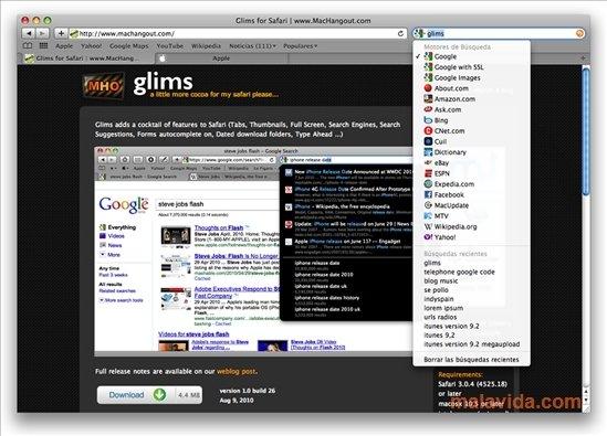 Glims Mac image 5