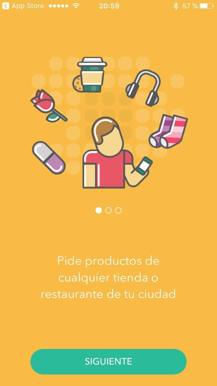 Glovo - Livraison rapide à domicile iPhone image 8