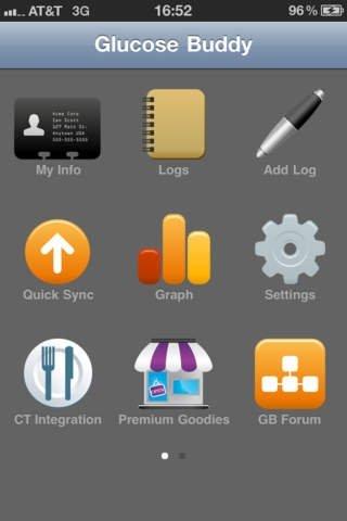 Glucose Buddy iPhone image 5