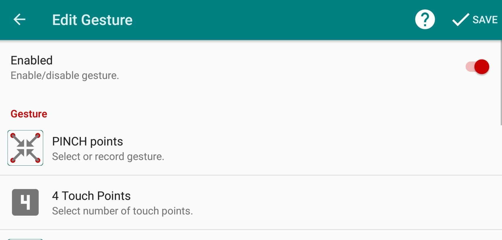 GMD Gesture Control 10 1 9-release - Baixar para Android APK