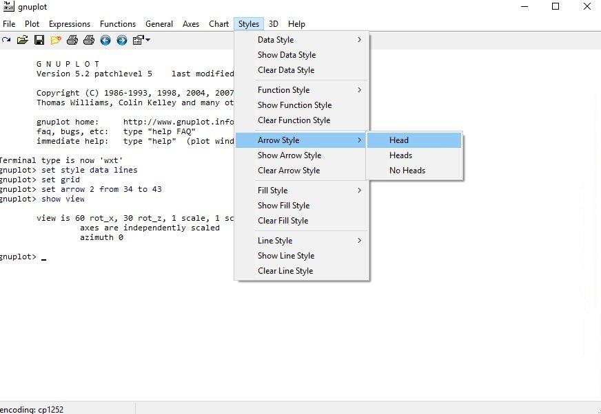 gnuplot windows 7 gratuit
