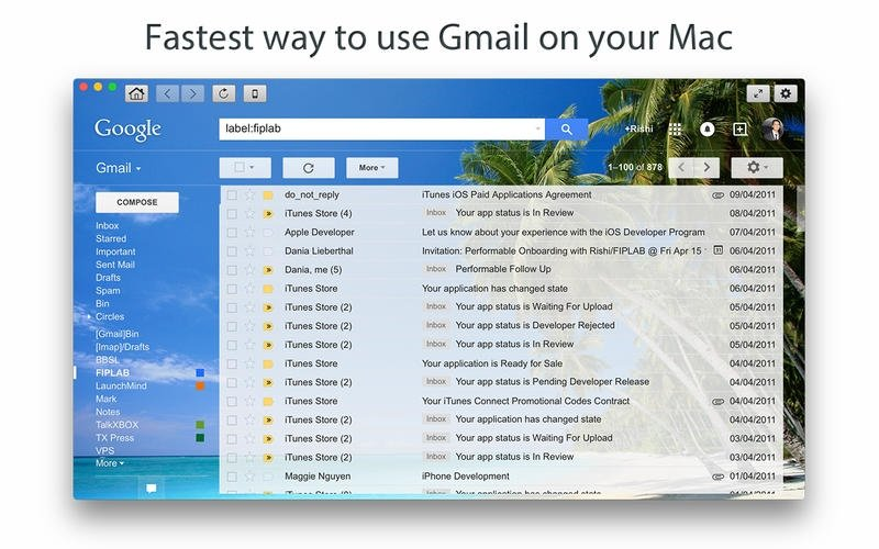 Go for Gmail Mac image 4