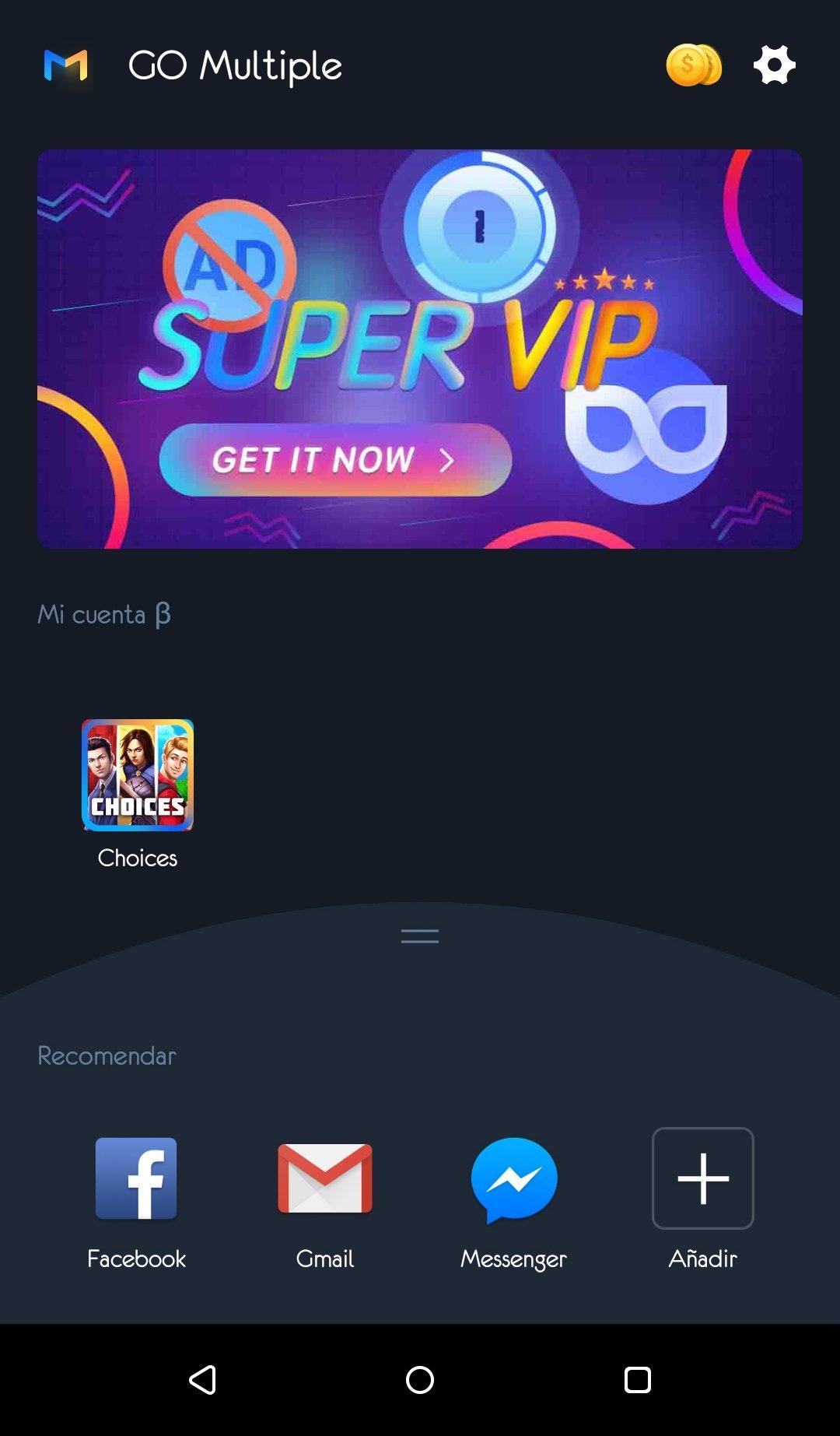 GO Multiple 2 61 0 - Baixar para Android APK Grátis