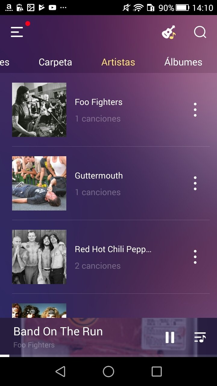 GO Music Player - Mp3 Player 4 1 1 - Download for Android APK Free
