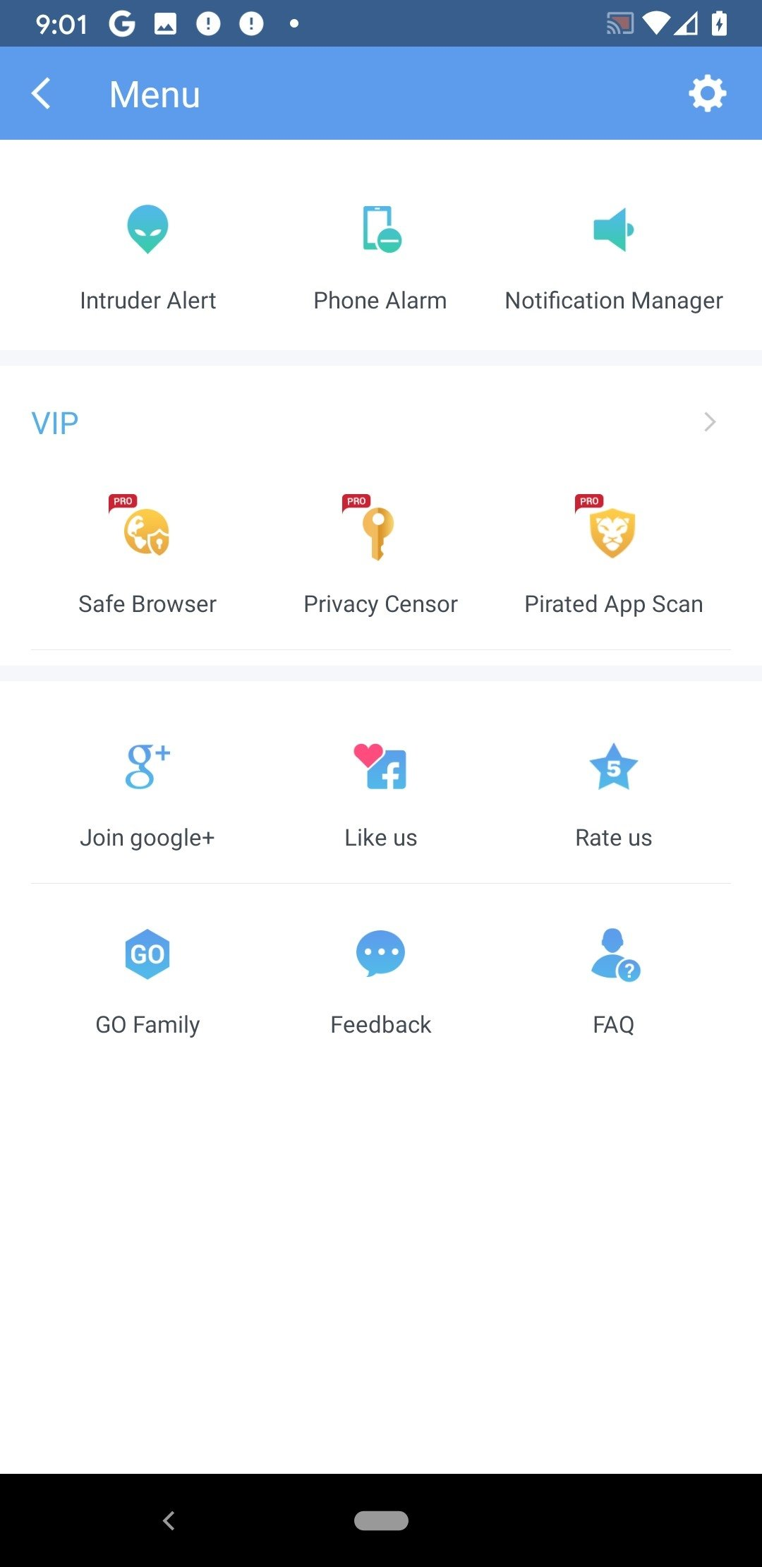 Go Security Antivirus Applock 1 66 9 Download For Android Apk Free