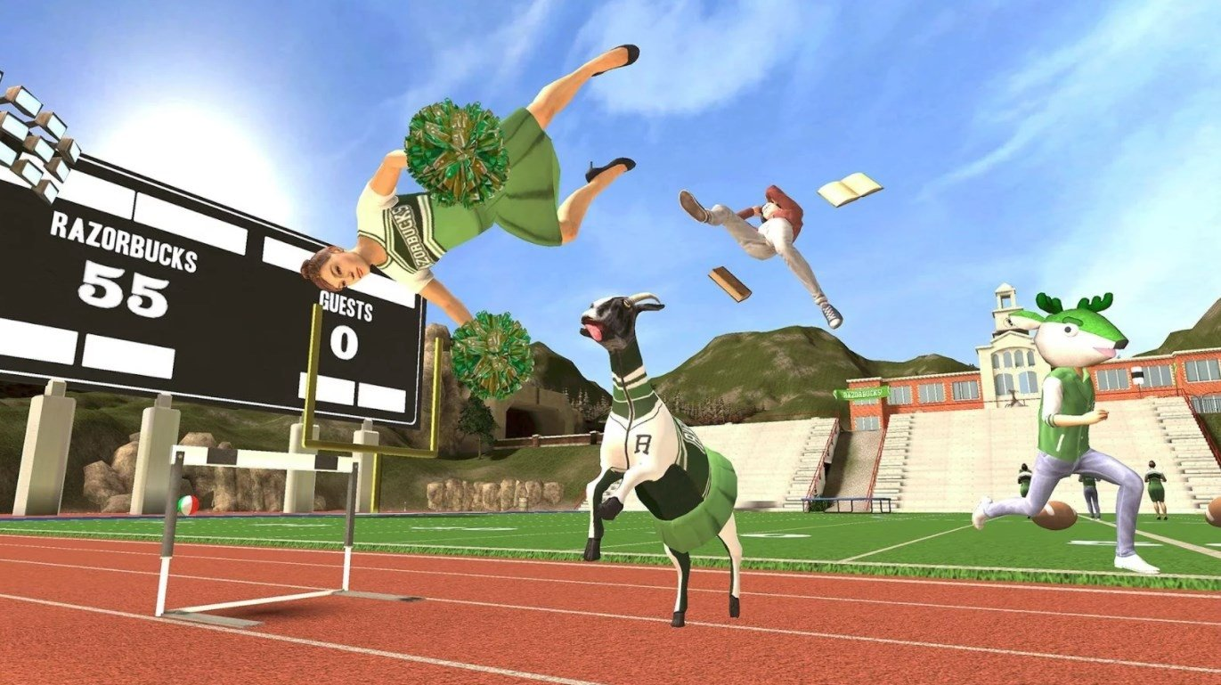 Goat Simulator Android image 5