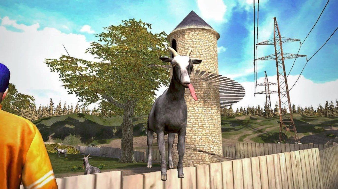 Скачать goat simulator 1. 5. 3 для android.