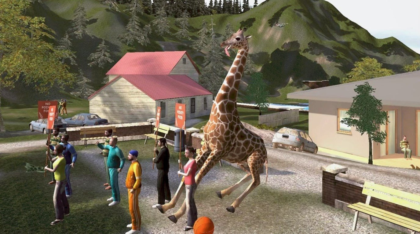 Goat Simulator 1.4.19 - Download für Android APK Kostenlos