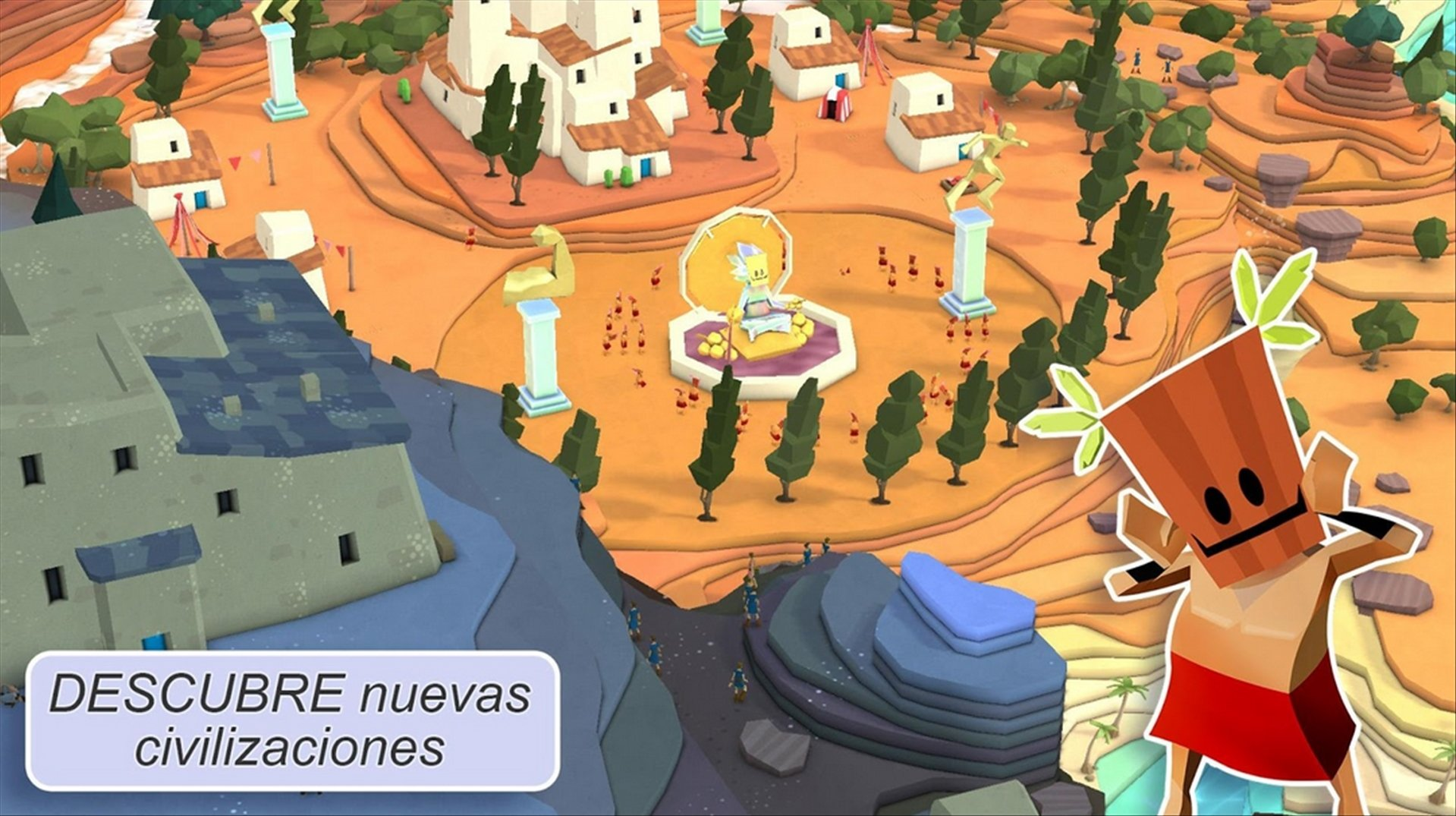 Godus Android image 6