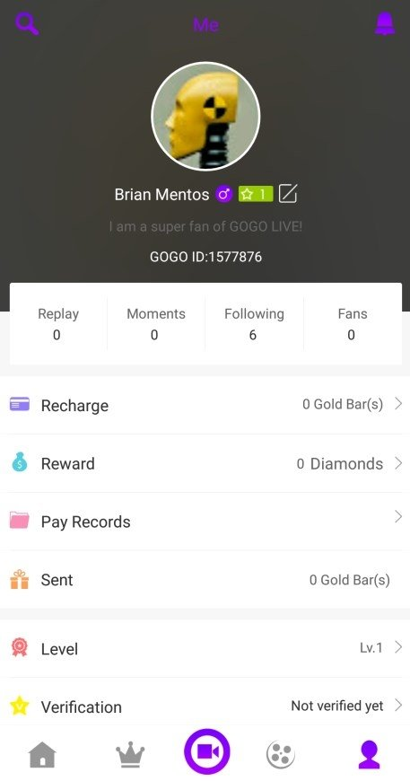 GOGO Live 2 9 1-20190608 - Download for Android APK Free