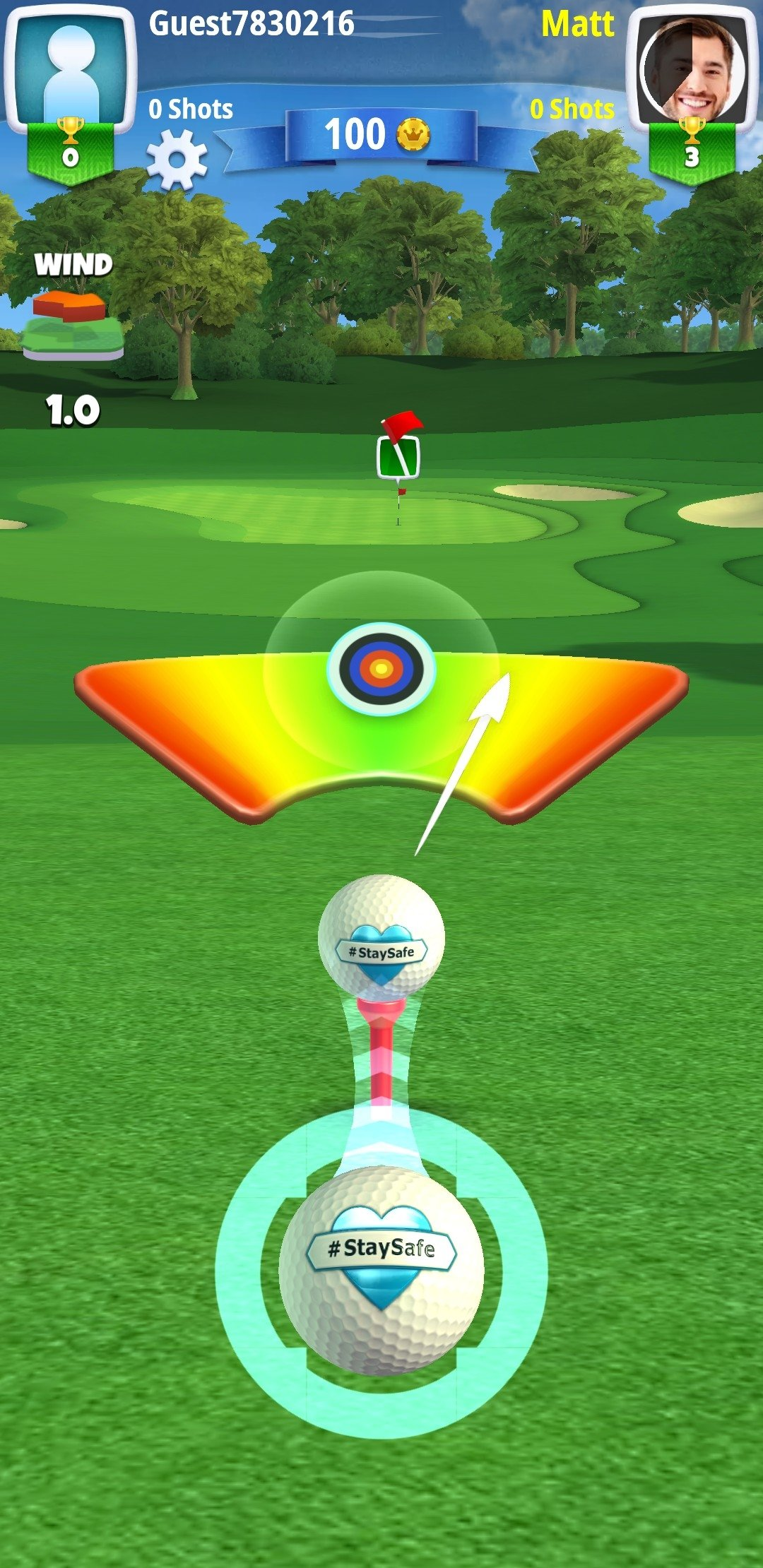 Golf Clash Android image 5