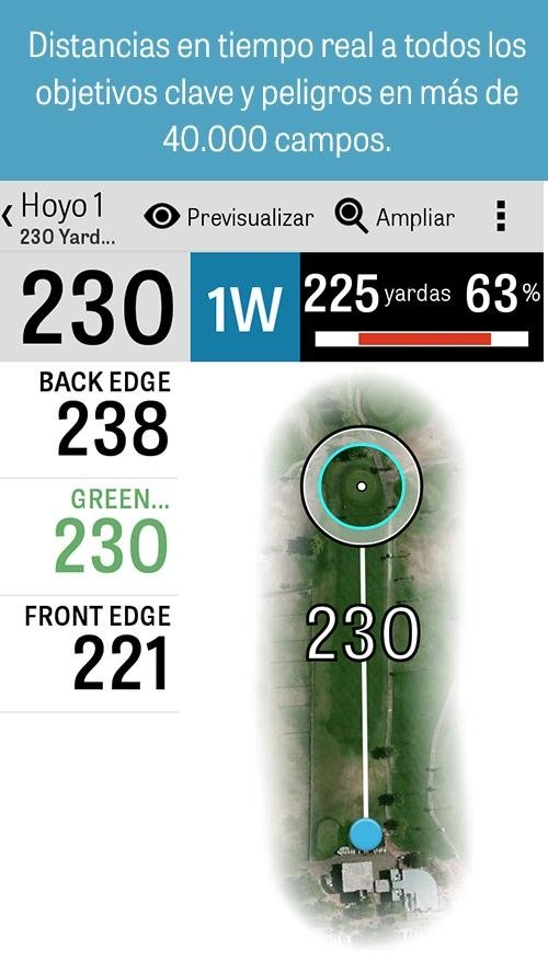 Golfshot Android image 6