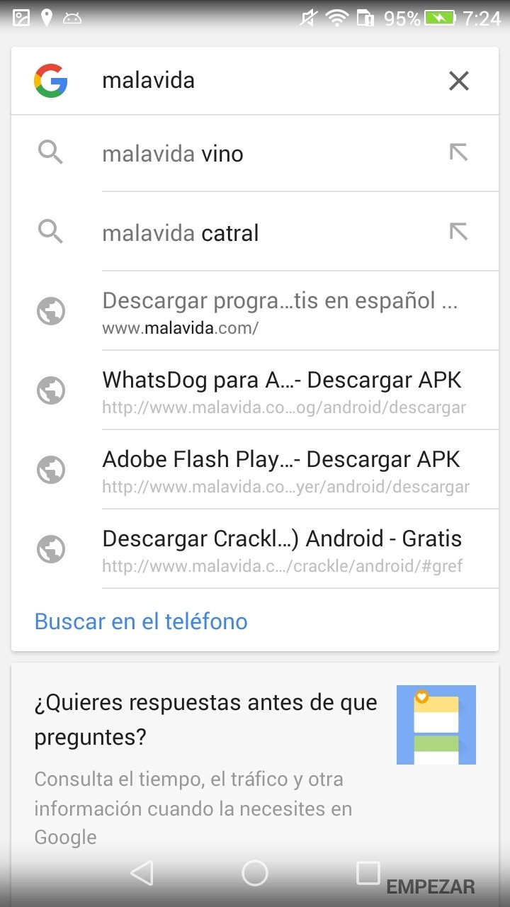 Google App Android image 8