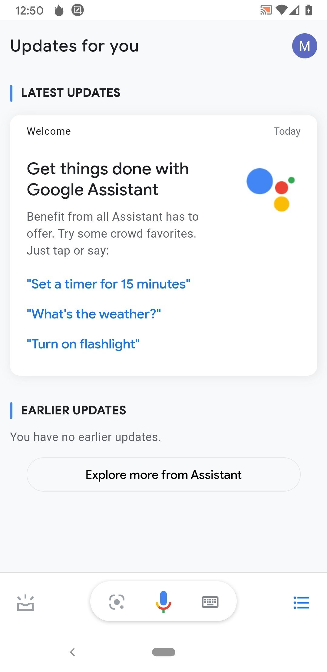 Download Google Assistant 0 1 187945513 Android Apk Free