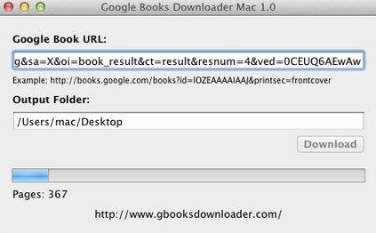 Google Books Downloader Mac image 2