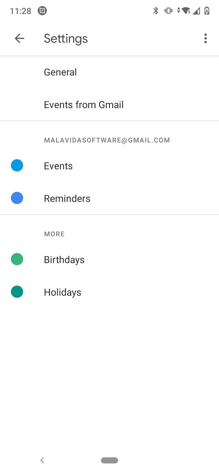 Скачать google календарь.