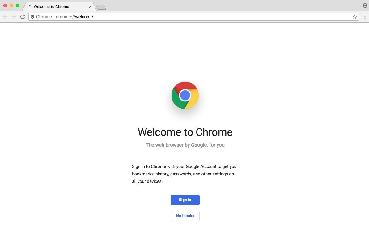 Google Chrome 76 0 3809 100 - Download for Mac Free