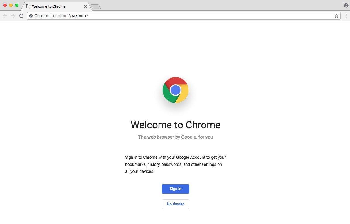 Google Chrome 76 0 3809 100 - Descargar para Mac Gratis