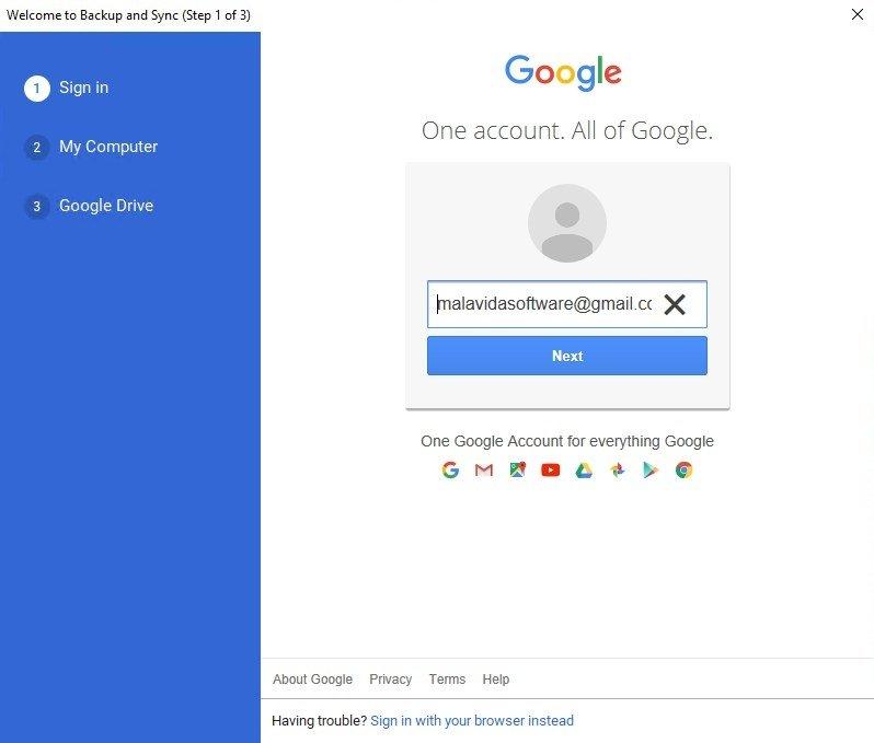 Google Drive image 3