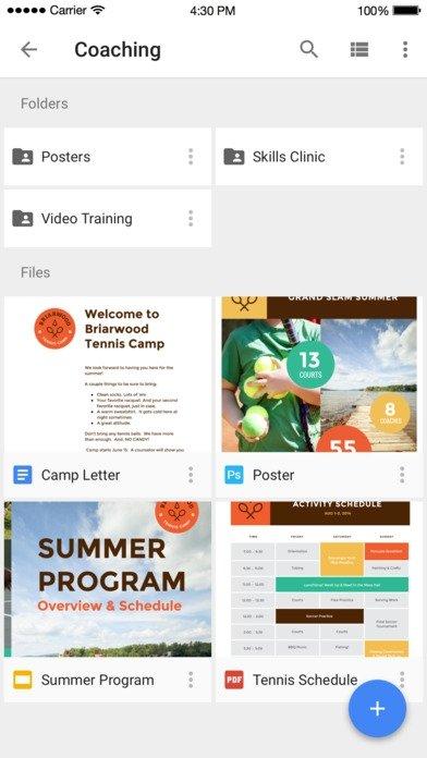 Google Drive - Online Storage iPhone image 4