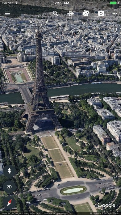 Google Earth - Download for iPhone Free