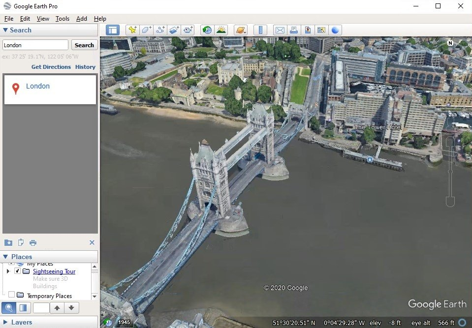 Google Earth 7.3.2.5776 - Download for PC Free on