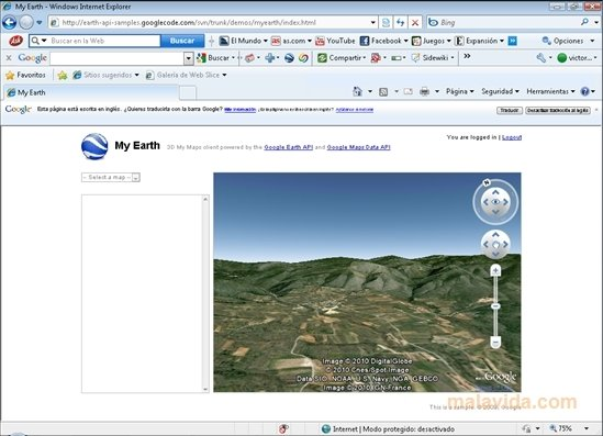 google earth explorer gratis