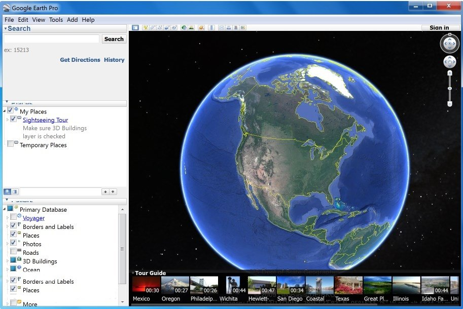 Google Earth Pro 7 3 1 4507 - Download for PC Free