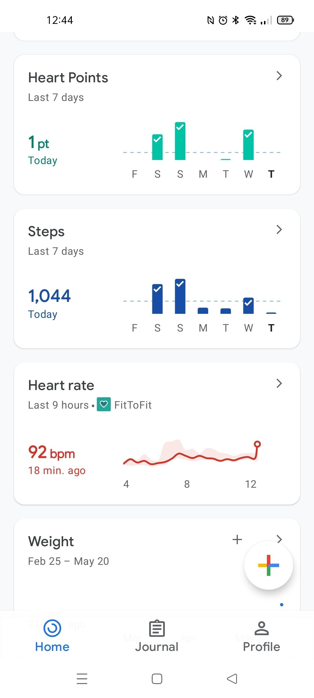 how to connect mi band 2 with google fit